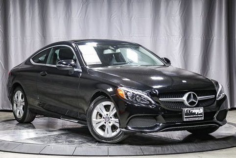 Certified Pre-Owned 2017 Mercedes-Benz C-Class C 300