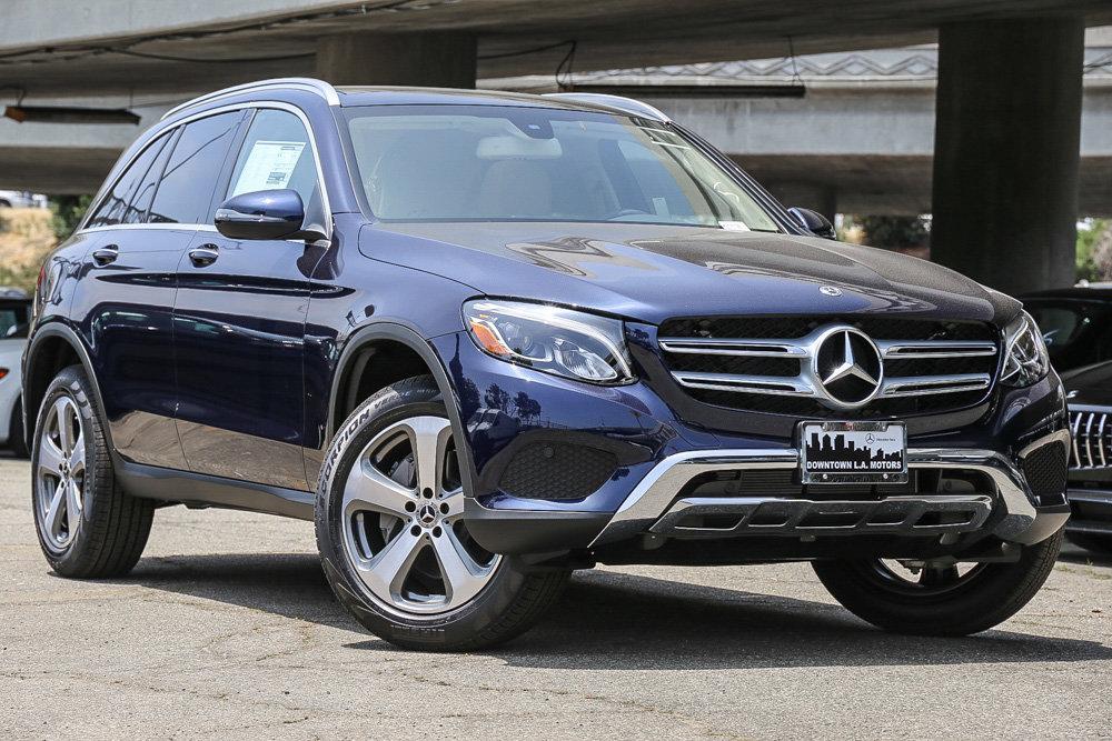 New 2019 Mercedes-Benz GLC GLC 300