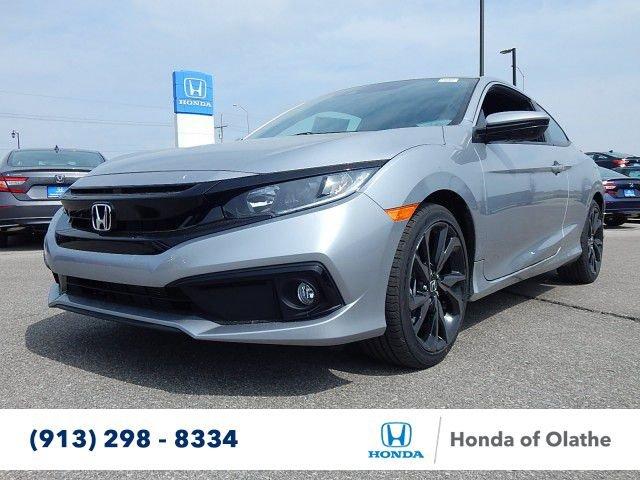 New 2019 Honda Civic Coupe Sport