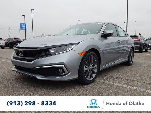 New 2019 Honda Civic Sedan EX