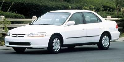 Pre-Owned 1999 Honda Accord Sdn LX