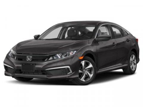 New 2019 Honda Civic Sedan LX