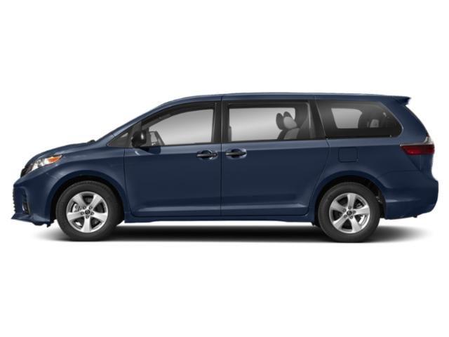 New 2019 Toyota Sienna XLE