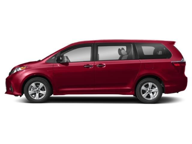 New 2020 Toyota Sienna XLE
