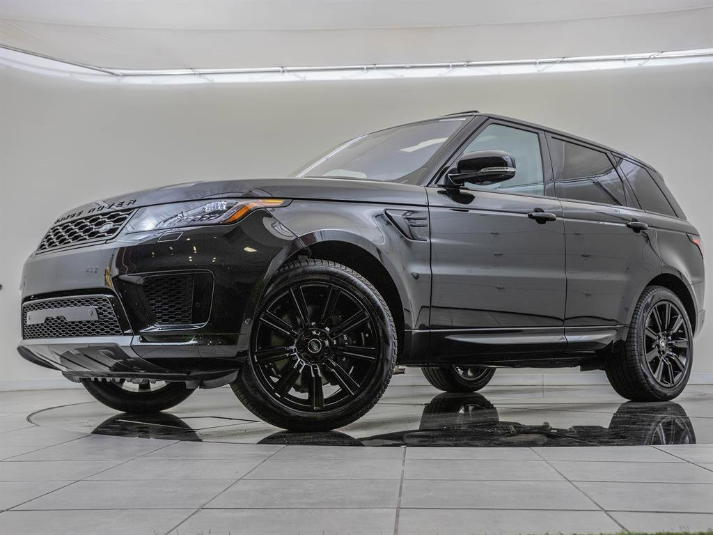 New 2020 Land Rover Range Rover Sport PHEV HSE With Navigation & 4WD