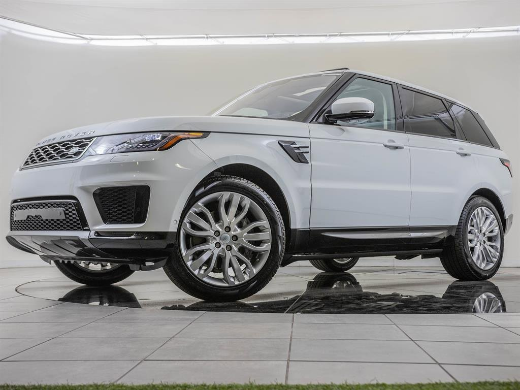 2020 Land Rover Range Rover Sport Turbo i6 MHEV HSE Lease Deals