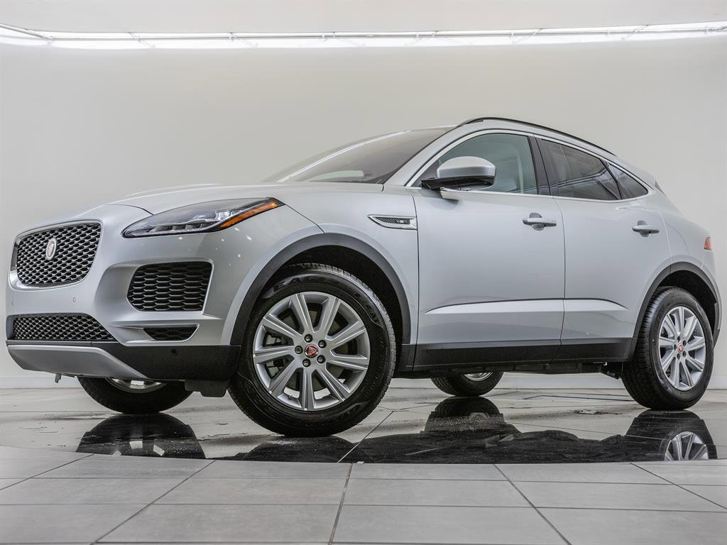 2019 Jaguar E-PACE P250 AWD S Lease Deals