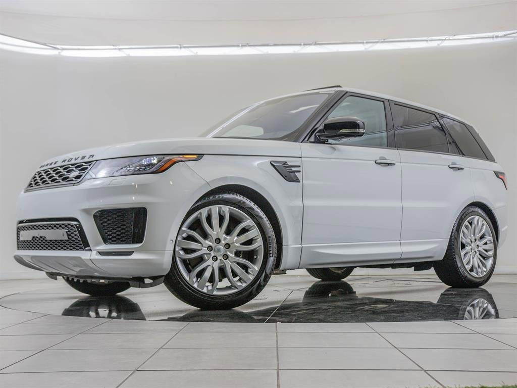 Pre-Owned 2019 Land Rover Range Rover Sport Autobiography
