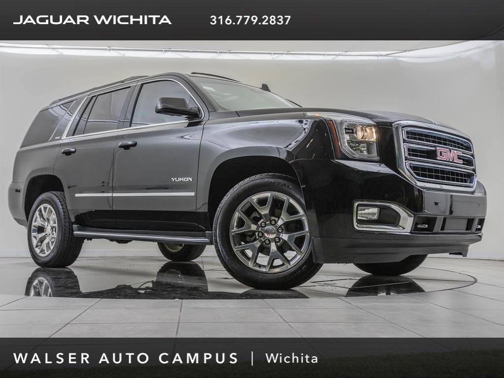 Pre-Owned 2015 GMC Yukon Navigation, Open Road Package