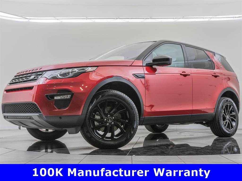 Pre-Owned 2019 Land Rover Discovery Sport Driver Assist Plus Package