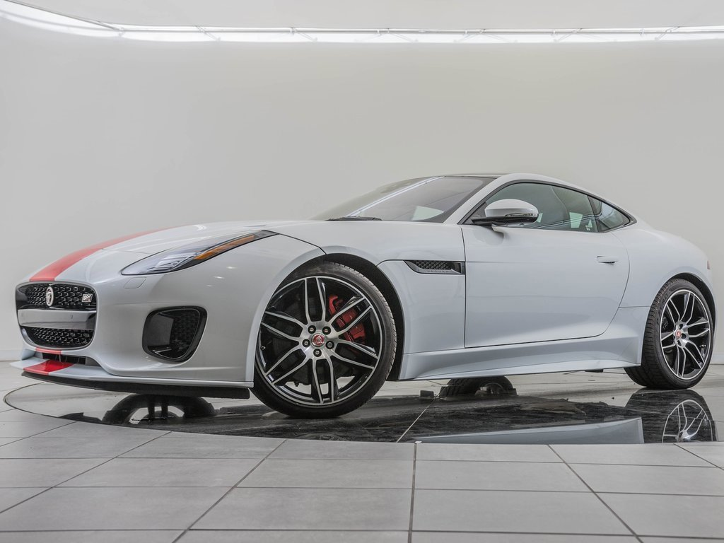 New 2020 Jaguar F-TYPE P380 V6 Checkered Flag