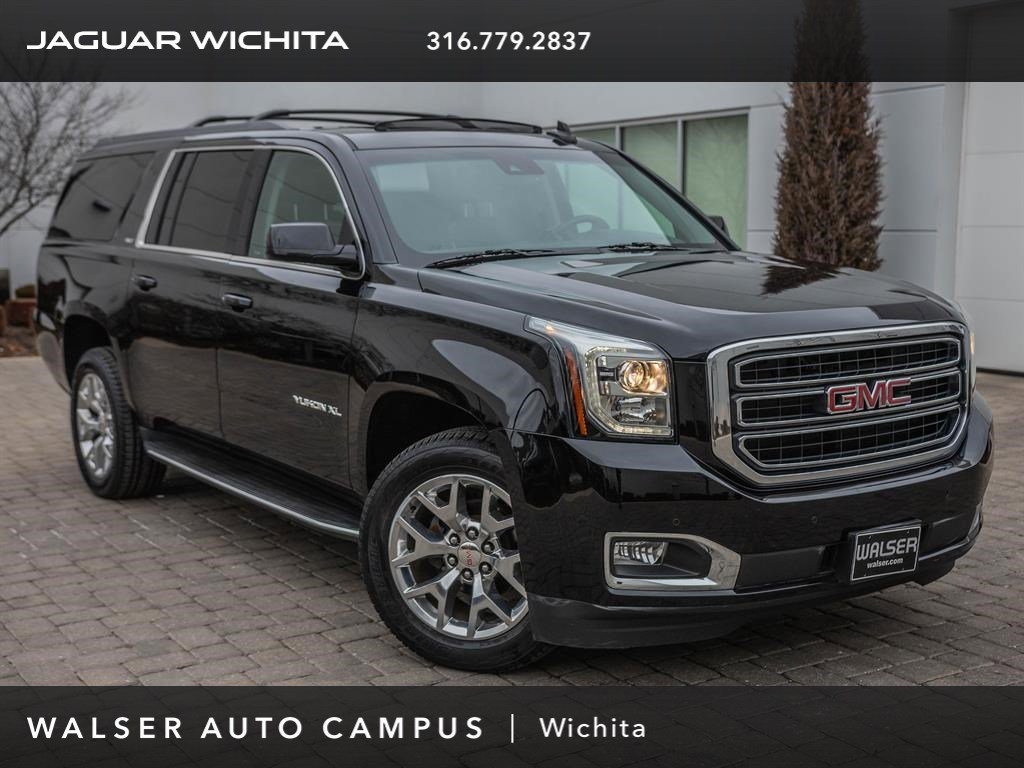 Pre-Owned 2017 GMC Yukon XL SLT, Open Road Package