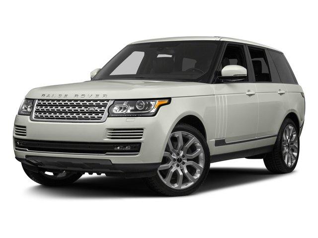Pre-Owned 2016 Land Rover Range Rover VISION PK DRVR AST