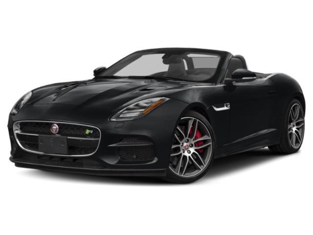New 2020 Jaguar F-TYPE Convertible Auto P340