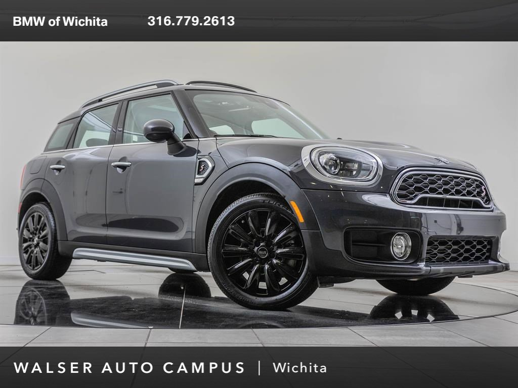 Pre-Owned 2019 MINI Countryman Signature Trim & Premium Packages