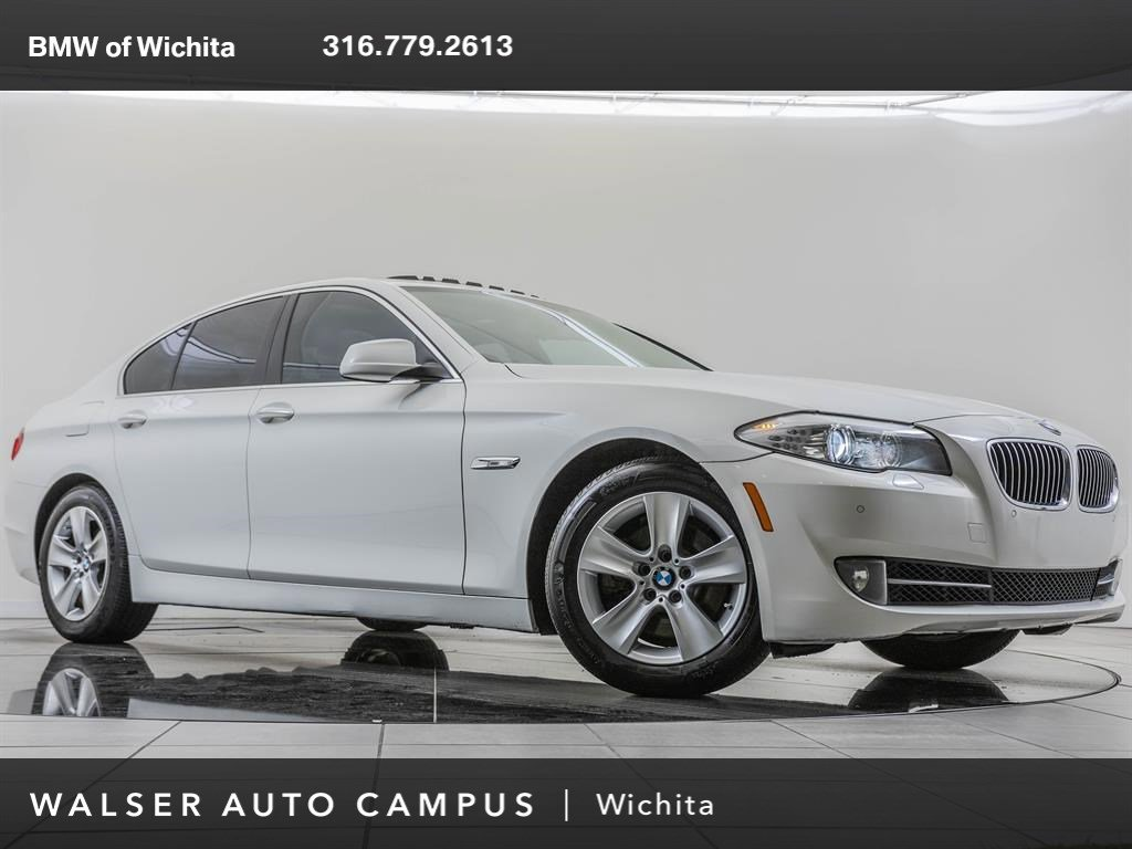 Pre-Owned 2013 BMW 5 Series Navigation, Premium Package