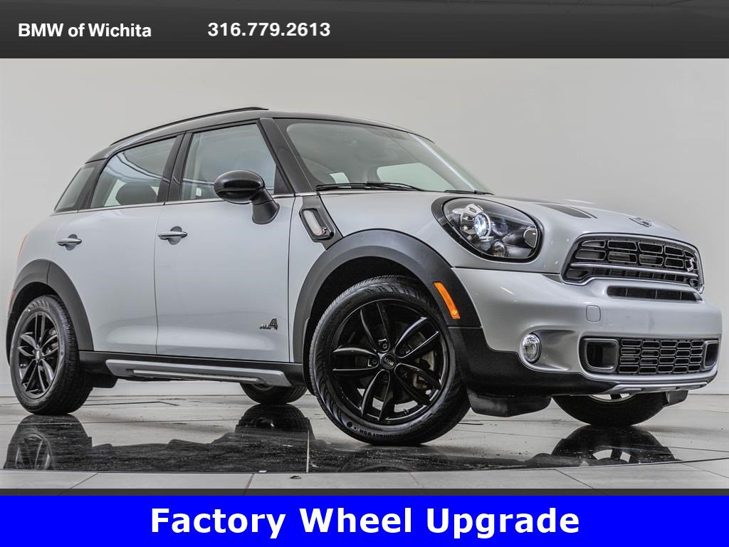 Pre-Owned 2016 MINI Cooper Countryman S ALL4, Cold Weather Package