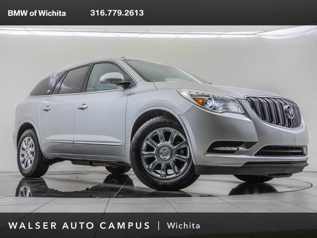 Pre-Owned 2014 Buick Enclave Navigation, Enclave AWD-Leather Group