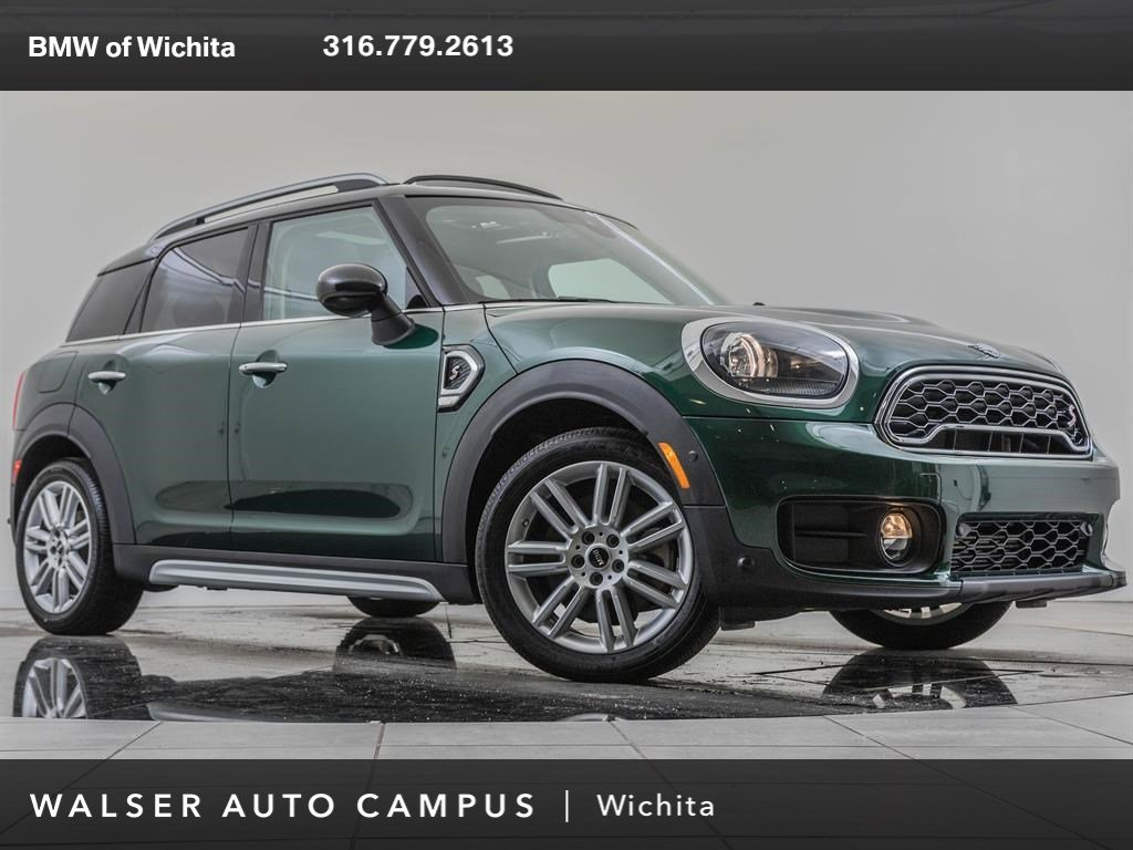 Pre-Owned 2019 MINI Countryman Signature Trim & Driver Assistance Packages
