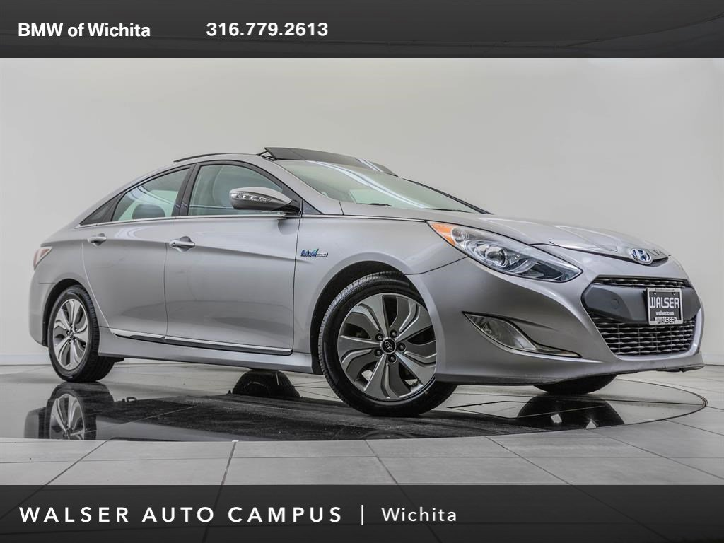 Pre-Owned 2014 Hyundai Sonata Hybrid Navigation, Panoramic Sunroof Package