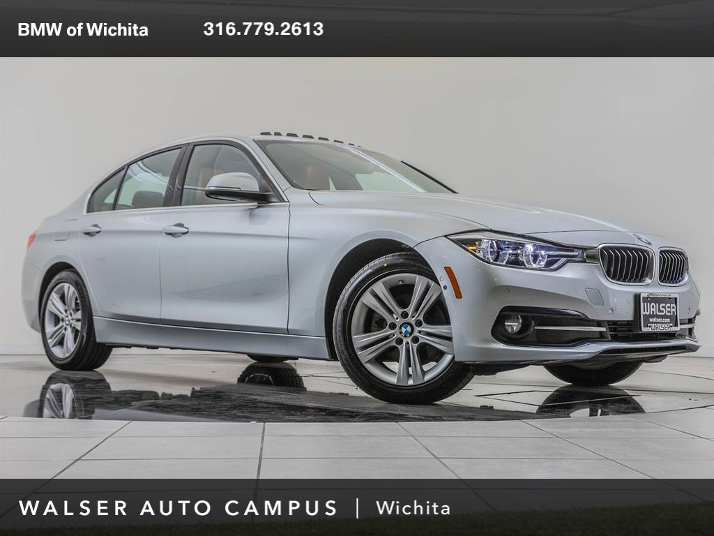 Pre-Owned 2018 BMW 3 Series Navigation, Executive & Premium Packages