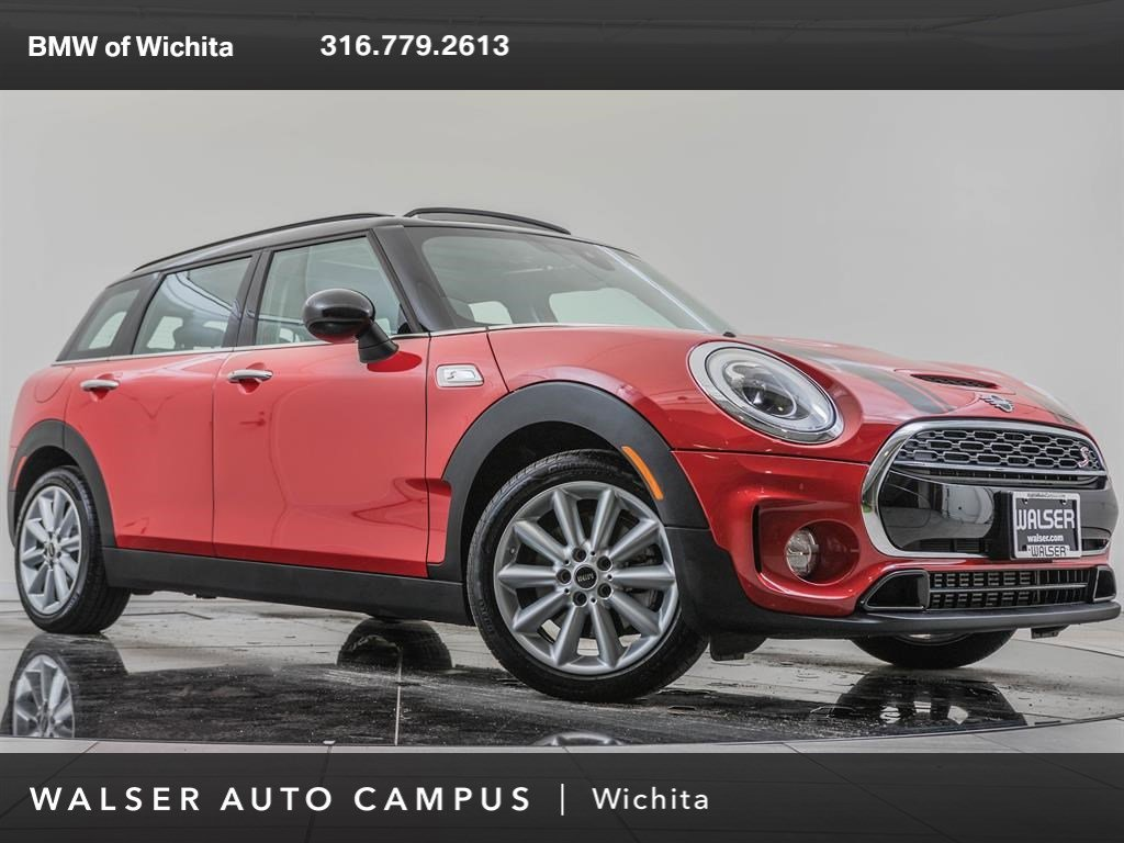 Pre-Owned 2019 MINI Clubman Navigation, Touchscreen Navigation Package