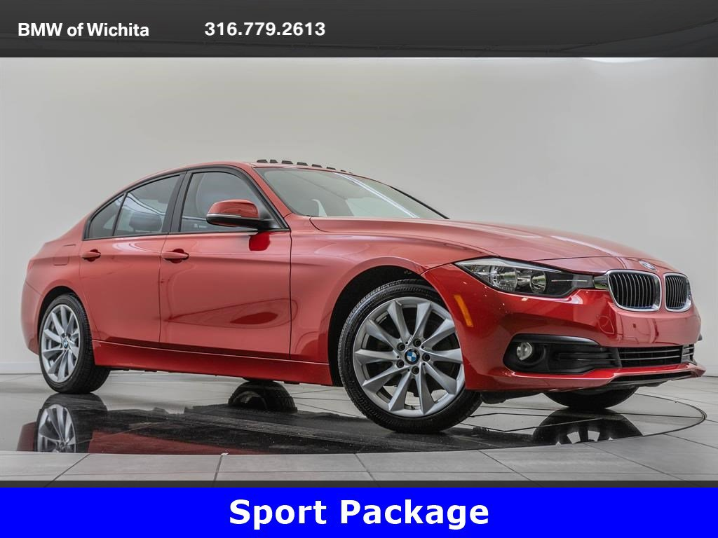 Pre-Owned 2016 BMW 3 Series Premium & Sport Packages