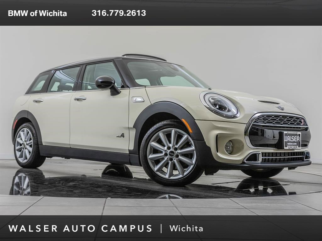 Pre-Owned 2019 MINI Clubman Premium & Signature Trim Packages