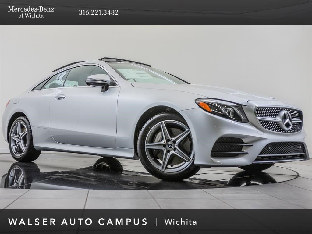 2019 Mercedes-Benz E-Class E 450 4MATIC Coupe Lease Deals