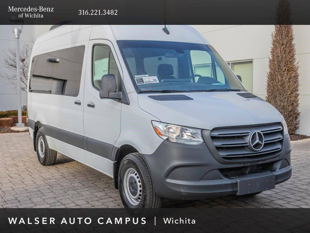 2019 Mercedes-Benz Sprinter 2500 High Roof V6 144 RWD Lease Deals