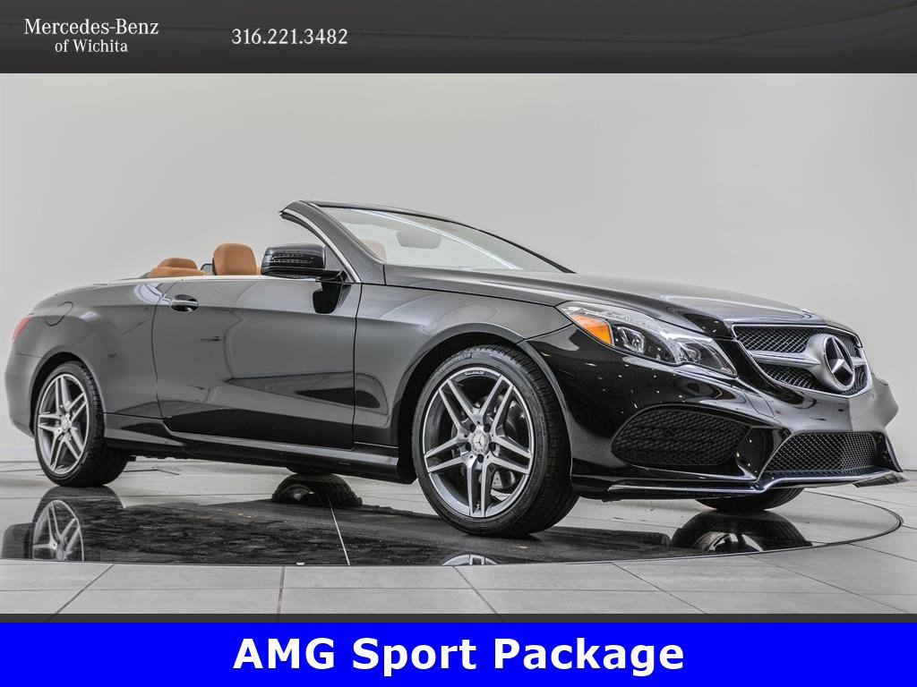 Pre-Owned 2017 Mercedes-Benz E-Class E 400
