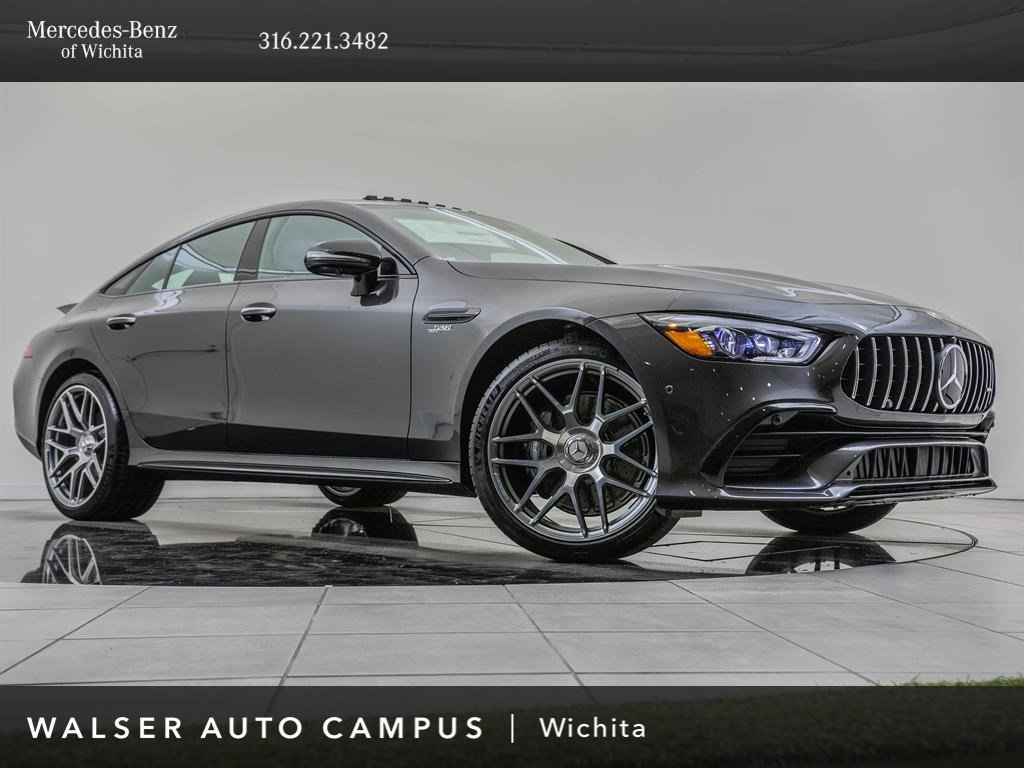 2020 Mercedes-Benz AMG® GT 53 AMG   4-Door Coupe Lease Deals