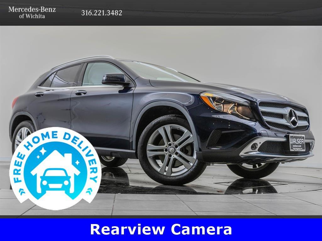 Pre-Owned 2017 Mercedes-Benz GLA GLA 250 4MATIC®