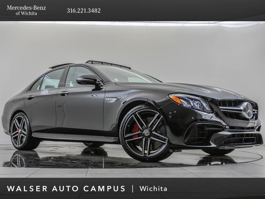 New 2020 Mercedes-Benz AMG® AMG® E 63 S