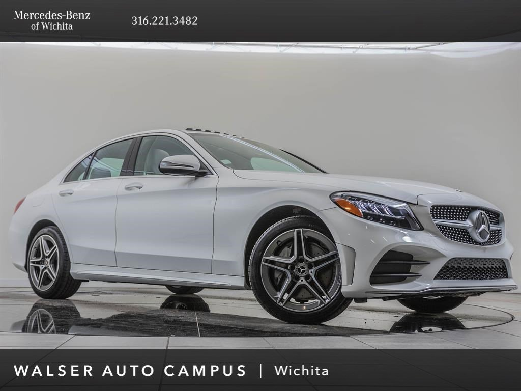 2020 Mercedes-Benz C-Class C 300 4MATIC Sedan Lease Deals