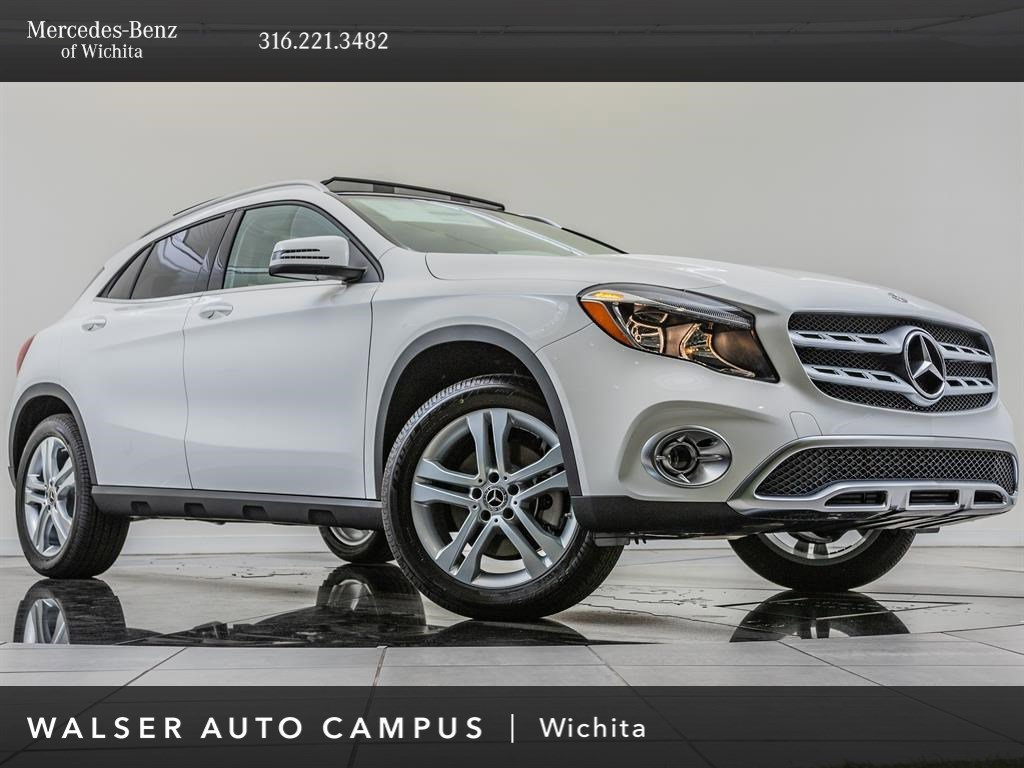 2020 Mercedes-Benz GLA 250 4MATIC SUV Lease Deals
