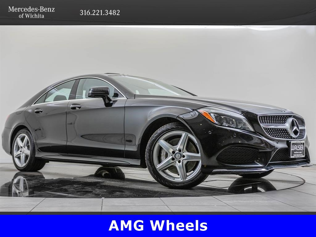 Pre-Owned 2017 Mercedes-Benz CLS CLS 550 4MATIC®