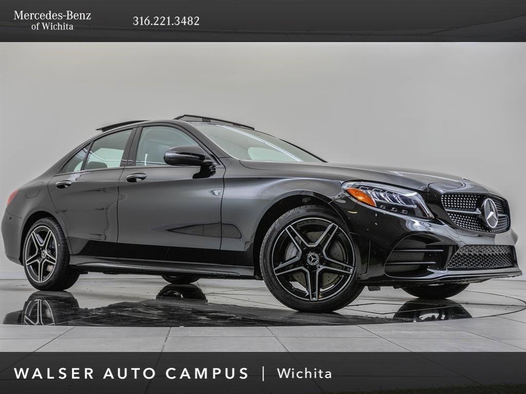 2020 Mercedes-Benz C-Class C 300 4MATIC Sedan