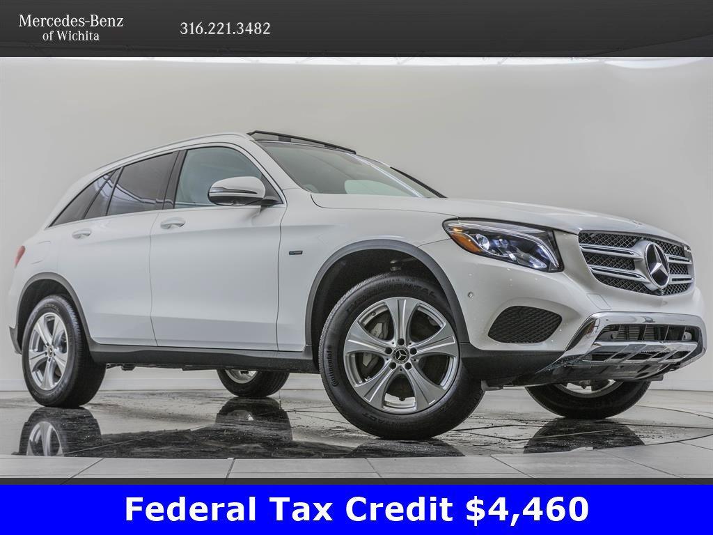 Pre-Owned 2018 Mercedes-Benz GLC GLC 350e 4MATIC®, Premium 1, Parking Assist