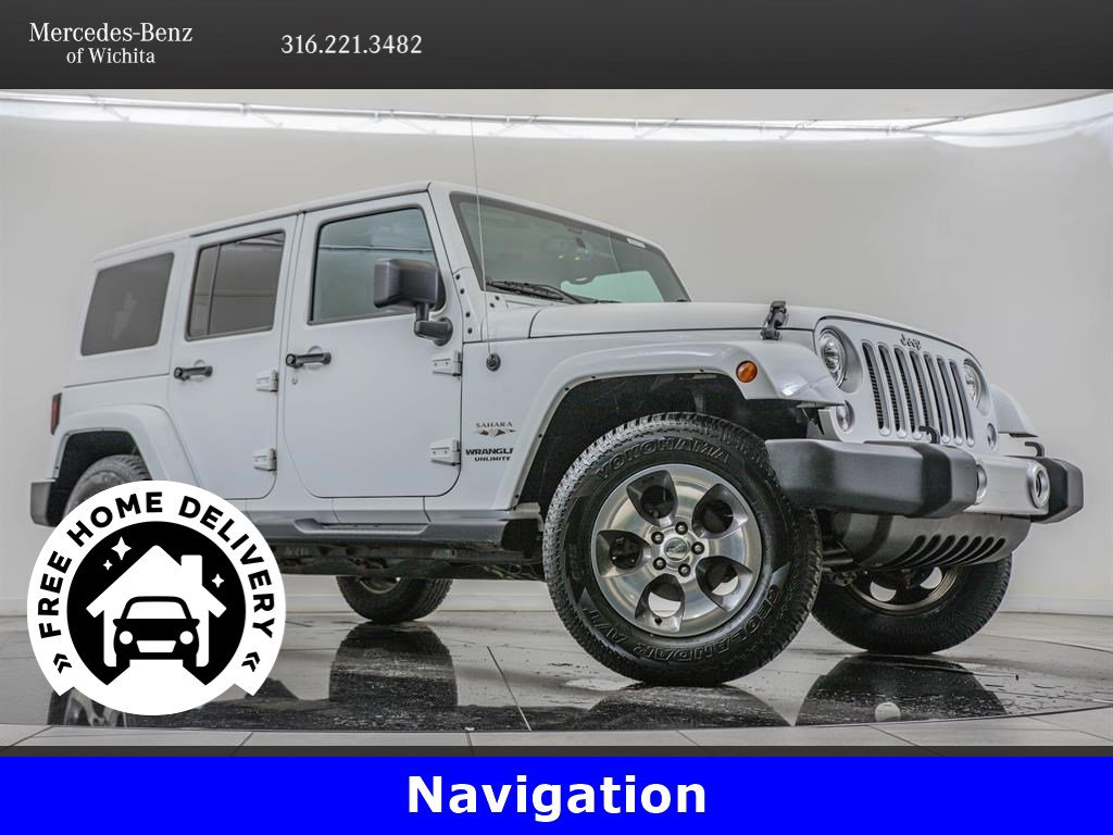 Pre Owned 2017 Jeep Wrangler Unlimited Sahara Convertible In Burnsville 14be387p Walser Automotive Group