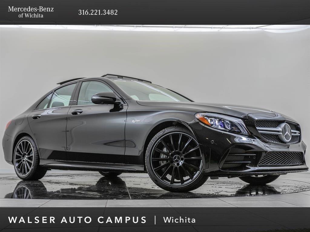 New 2020 Mercedes-Benz AMG® AMG® C 43