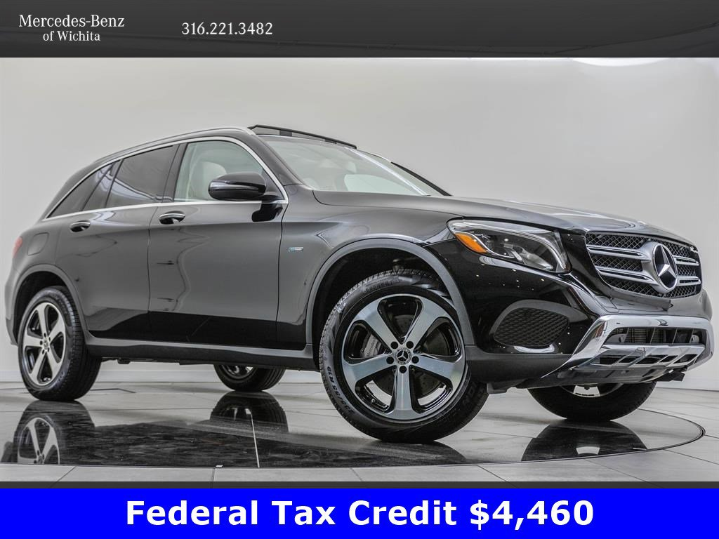 Pre-Owned 2019 MERCEDES-BENZ LIGHT TRUCK GLC300 GLC 350e 4MATIC, Factory Wheel Upgrade
