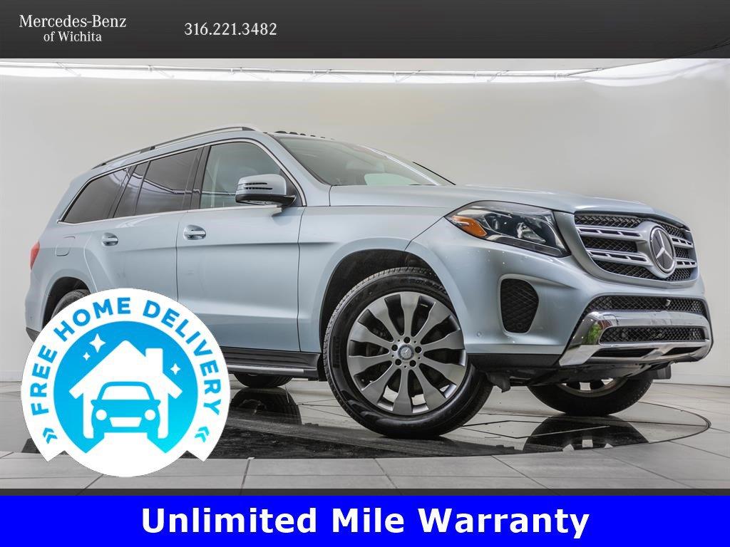 Certified Pre-Owned 2017 Mercedes-Benz GLS GLS 450 4MATIC®, Premium 1, Parking Assist
