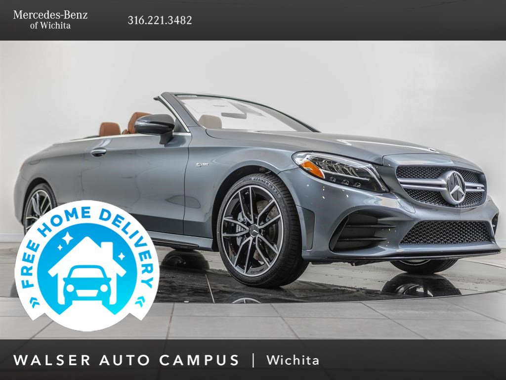 New 2020 Mercedes-Benz AMG® AMG® C 43