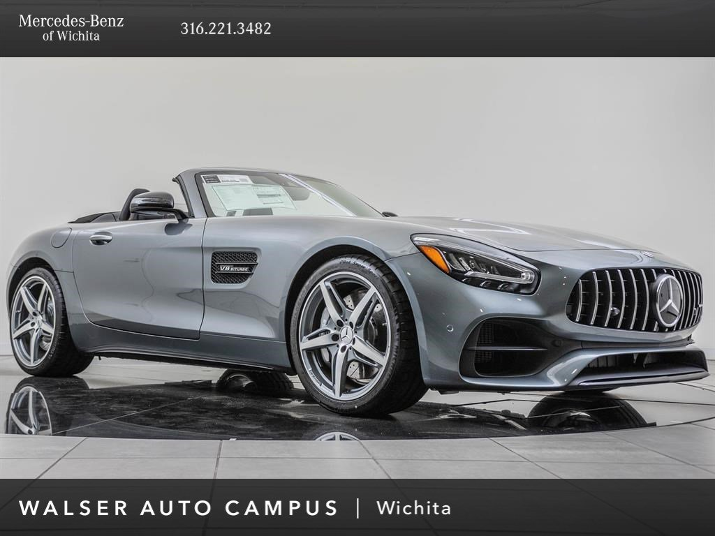 2020 Mercedes-Benz AMG® GT AMG  Roadster Lease Deals
