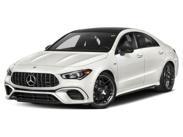 2020 Mercedes-Benz CLA AMG  45 4MATIC Coupe Lease Deals