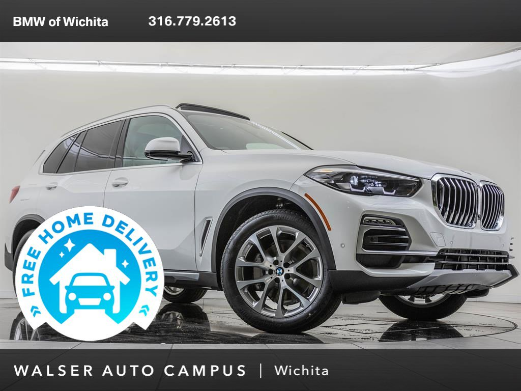 New 2020 BMW X5 xDrive40i With Navigation & AWD