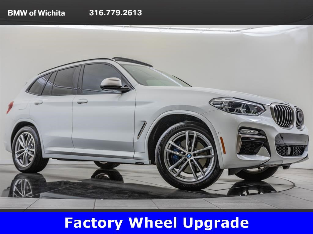 Pre-Owned 2018 BMW X3 M40i, Driving Assistance Plus Package