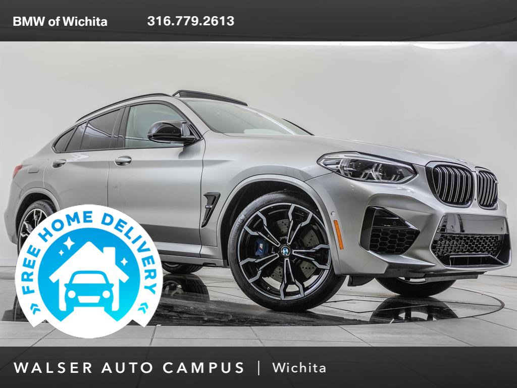 New 2020 BMW X4 M Competition With Navigation & AWD