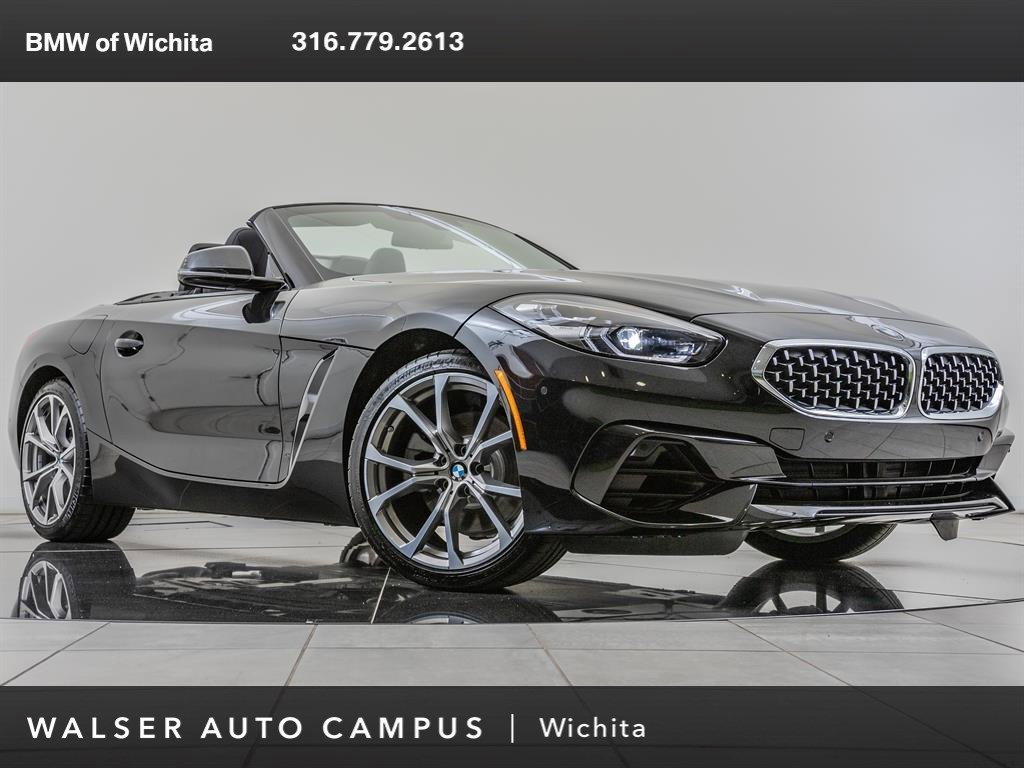 New 2019 BMW Z4 sDrive30i RWD Convertible
